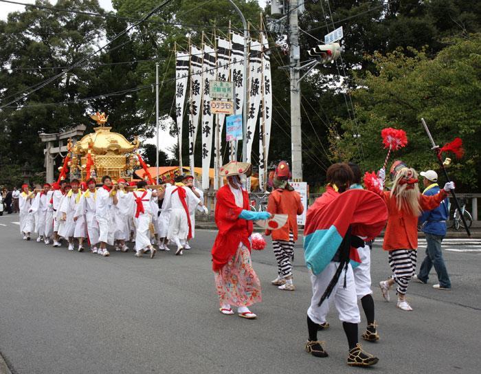 【特選】岩崎州男「サァ~大顔神社へ出発!」