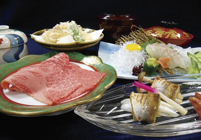 お食事処明恵の料理写真