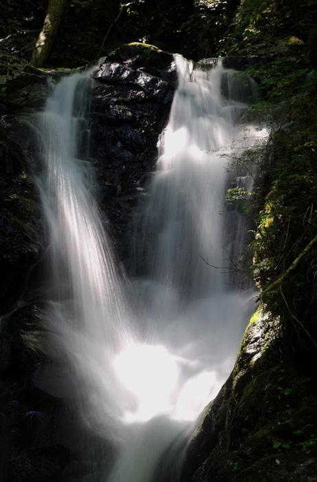 【入選】外山周造「五段の滝」