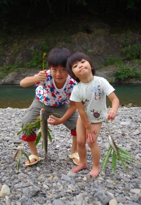 【有田川漁協賞】橋本光治「こんなの釣れたよ♪」