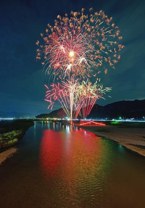 【和歌山県観光連盟会長賞】堀内勇「夜空のキャンバス」