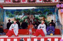 二川歌舞伎