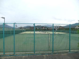 金屋テニス公園